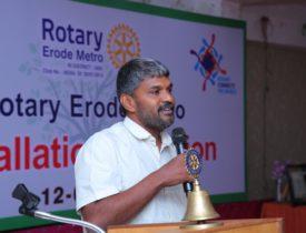 Rotary Club, Erode